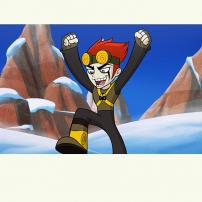 Xiaolin Chronicles - Jack Spicer