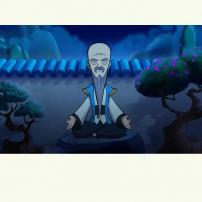 Xiaolin Chronicles - Maître Fung