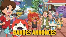 Les Bandes-Annonces de Yo-kai Watch