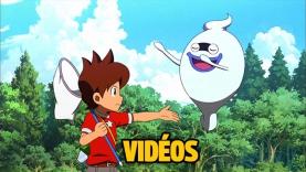 Les Vidéos de Yo-kai Watch