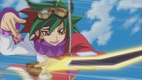Yu gi oh arc v dessins anim s mes h ros gulli - Dessin anime yu gi oh ...