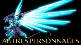 Les Autres Personnages de Yu-Gi-Oh! ZEXAL