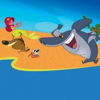 Zig et Sharko -Zig s'échappe