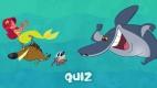 Quiz Zig et Sharko sur gulli.fr