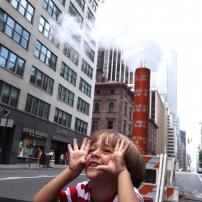 Arthur à New York sur Gulli