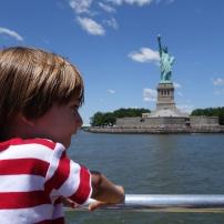 Arthur à New York - Liberty Island