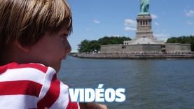 Les Vidéos de l'émission Arthur à New York, sur Gulli