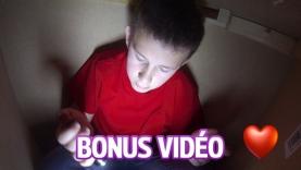 Les Bonus vidéo de Cache-toi si tu peux