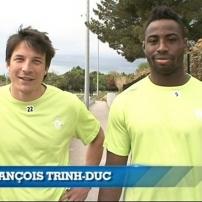 Fulgence Ouedraogo et François Trinh Duc - Générations Sport