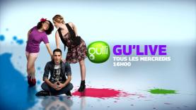 La Bande Annonce du Gu'Live sur Gulli