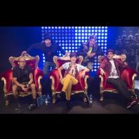 Gulli Battle Dance - L'équipeDe