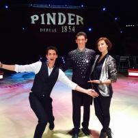 Tiffany Bonvoisin et Joan Faggianelli au Cirque Pinder