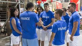 Intervilles International - Les Equipes
