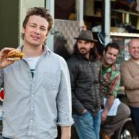 Jamie et le hamburger
