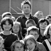 Jamie et les élèves