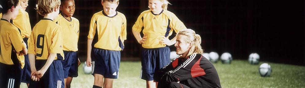 Joue la vraiment comme Beckham