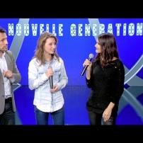 Joyce Jonathan - école des fans nouvelle génération - Marion