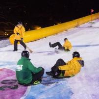 Les Crazy Games à la neige