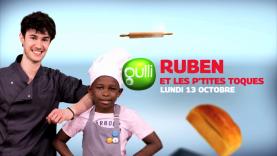 Ruben & Les P'tites Toques - Bande-Annonce