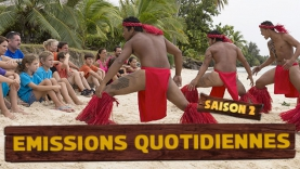 Les Emissions Quotidiennes de Tahiti Quest saison 2