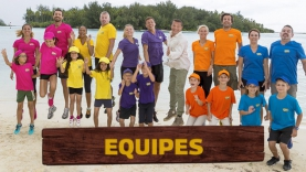 Les Equipes de Tahiti Quest saison 2