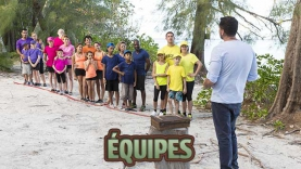 Les Equipes de Tahiti Quest saison 3