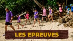 Les Epreuves de Tahiti Quest