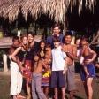 Une famille au Panama