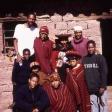 Une famille au Pérou