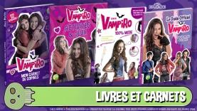 Chica Vampiro : le livre d'activités et le carnet de copines