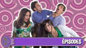 Les épisodes de la série Chica Vampiro sur Gulli.