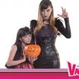 Catalina et Julieta fond d'écran chica vampiro