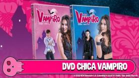 Les DVD Chica Vampiro