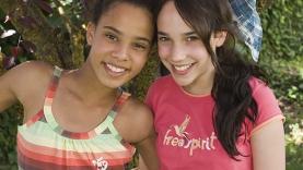 Photo grand galop quand elle ont 12 ans