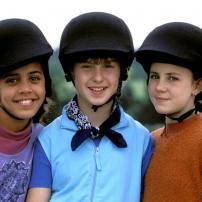 Les trois amies Lisa, Carole et Steph