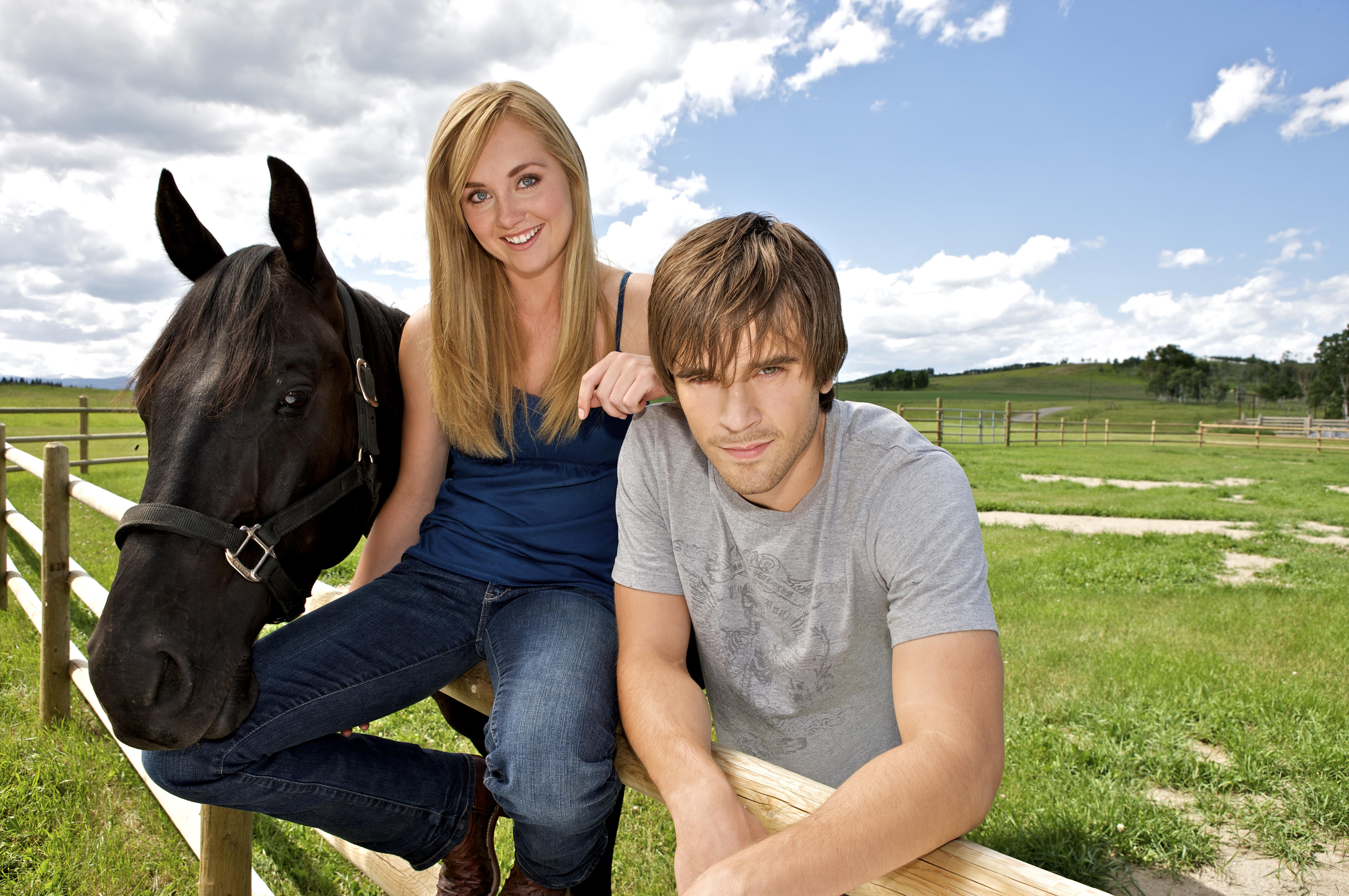 amy and ty from heartland christmas Quotes