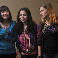Becky, Kiki et Margo