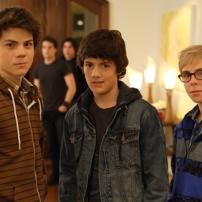 Ma babysitter est un vampire Benny, Ethan et Rory