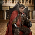 Merlin - Uther Pendragon