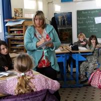 Mlle Joubert -