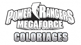 Power Rangers Super Megaforce - Coloriages