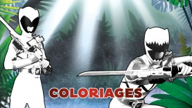 Coloriages Power Rangers