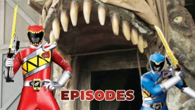 Les épisodes de la série Power Rangers Dino Charge sur Gulli
