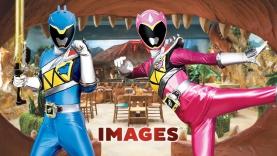 Les images de la série Power Rangers Dino Charge sur Gulli