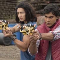 Power Rangers Dino Super Charge - Tyler et Koda