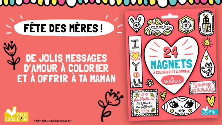 Coloriage Cadeau Fete Des Meres.Gulli Replay
