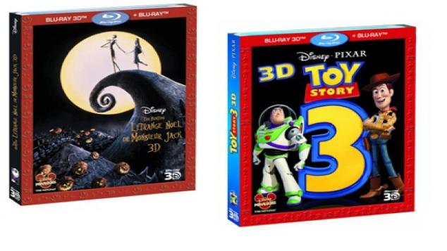 Disney en Blu-Ray