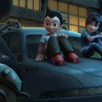 Astro Boy et Cora