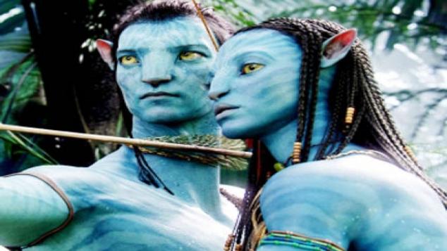 Avatar en DVD et Blu-Ray