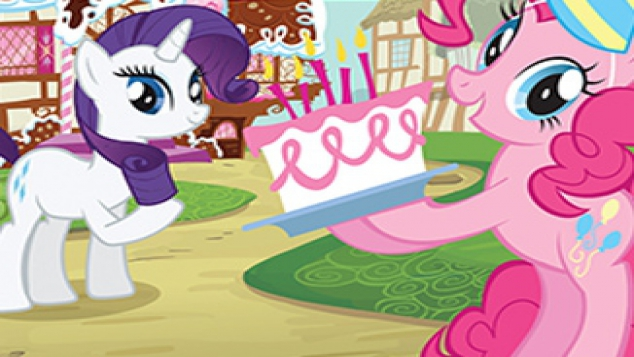 DVD My Little Pony : Fête à Ponyville